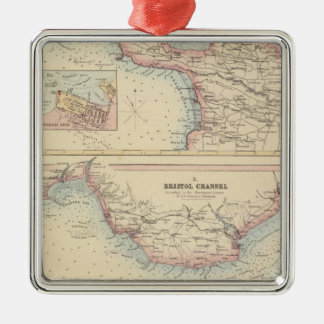 Ports and Harbours on the South Coast of England 2 Christmas Ornament