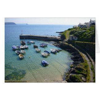 Portscatho Harbour Card