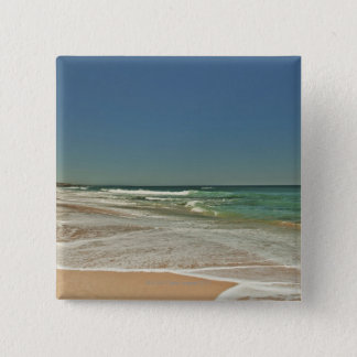 Portsea Beach, Victoria 15 Cm Square Badge