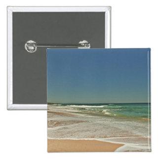 Portsea Beach, Victoria 15 Cm Square Badge