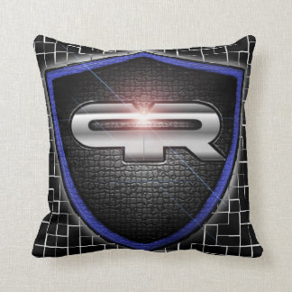portside records pillow throw cushion