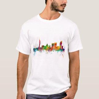 Portsmouth England Skyline T-Shirt