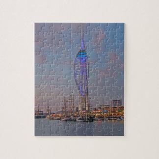 Portsmouth, Hampshire, England Jigsaw Puzzle