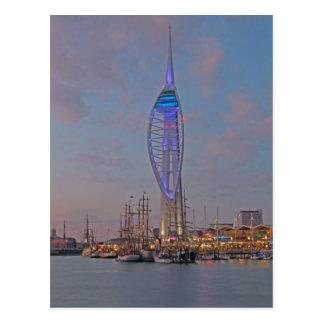 Portsmouth, Hampshire, England Postcard