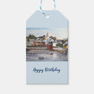 Portsmouth Harbour, New Hampshire Gift Tags