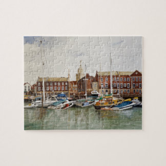 Portsmouth Harbour Puzzles