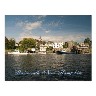 Portsmouth, New Hampshire   Postcard