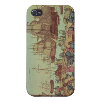 Portsmouth Point, 1811 iPhone 4 Case