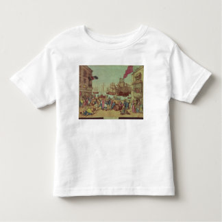 Portsmouth Point, 1811 Toddler T-Shirt