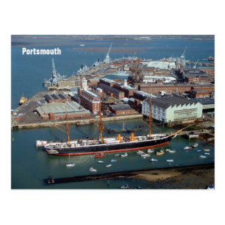 Portsmouth postcard