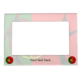 Portugal #1 magnetic picture frame