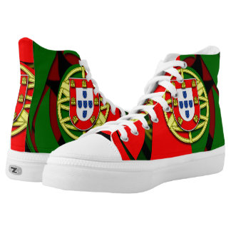 Portugal #1 printed shoes