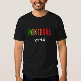 Portugal 2014 Tshirt/Tee T Shirt