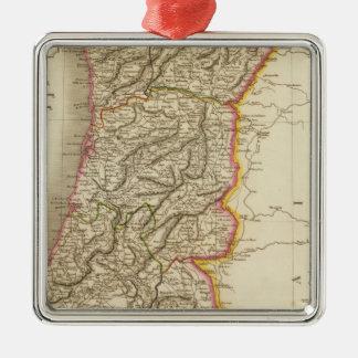 Portugal 4 christmas ornament