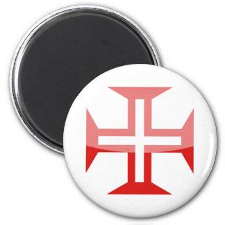 portugal 6 cm round magnet
