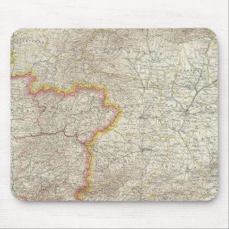 Portugal and Spain Mouse Mat