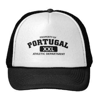 Portugal Athletic Department Cap