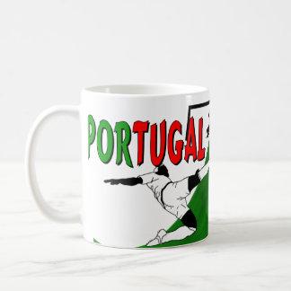 Portugal Basic White Mug