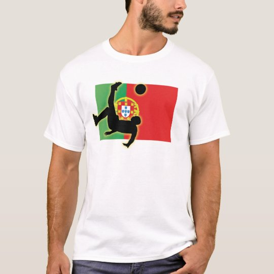 Portugal Bicycle Kick T-Shirt