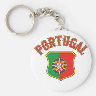 Portugal Big and Bold Key Ring