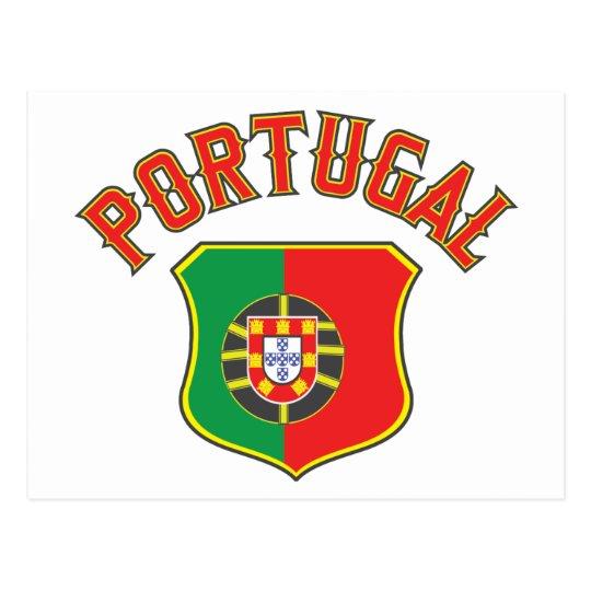 Portugal Big and Bold Postcard