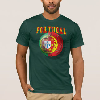 """Portugal"" Bola por Portugueses T-Shirt"