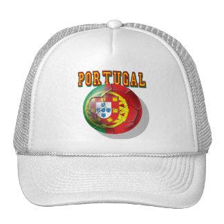 """""""Portugal"""" Bola por Portugueses Trucker Hat"""