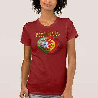 Portugal Bola por Portugueses Tshirt