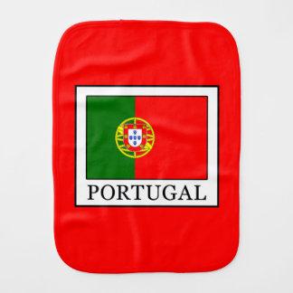 Portugal Burp Cloth