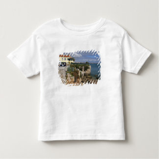 Portugal, Cascais. Praia da Rainha, a beach in 2 Toddler T-Shirt