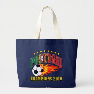 Portugal Champions Jumbo Tote Bag