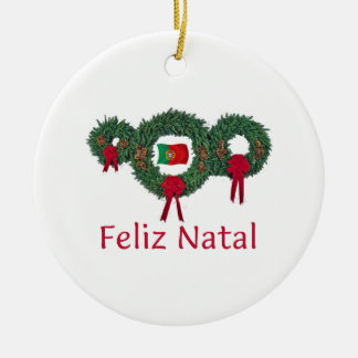Portugal Christmas 2 Christmas Ornament