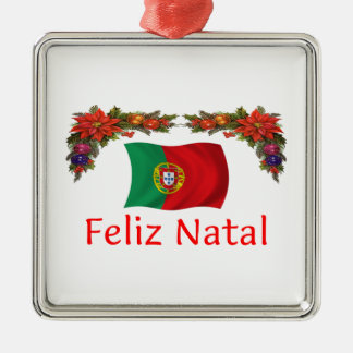 Portugal Christmas Christmas Ornament