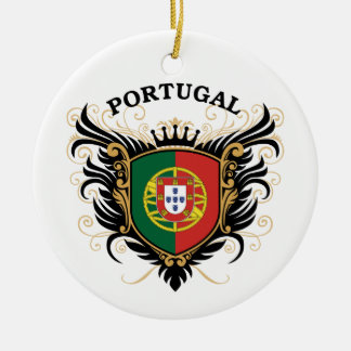 Portugal Christmas Ornament