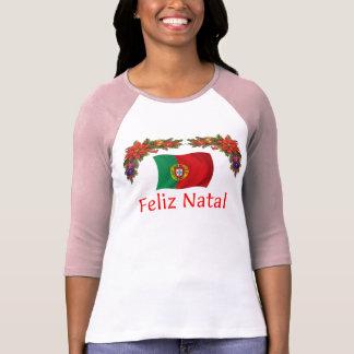 Portugal Christmas T-Shirt