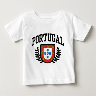 Portugal Coat of Arms Baby T-Shirt