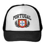 Portugal Coat of Arms Mesh Hats