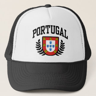 Portugal Coat of Arms Trucker Hat
