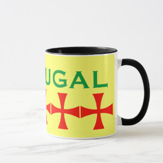 PORTUGAL CROSSES MUG