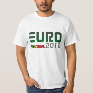 Portugal Euro 2012 T Shirt