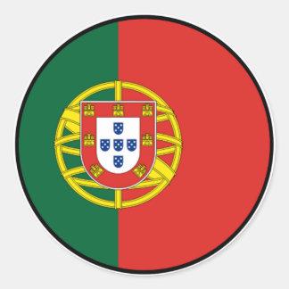 Portugal Euro Sticker