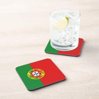 Portugal Flag Coaster