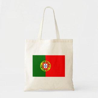 Portugal flag custom tote bag party favor gift