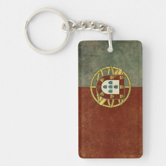 Portugal Flag Key Chain Souvenir