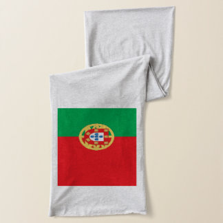 Portugal Flag Lightweight Scarf