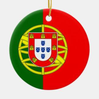 Portugal Flag Ornament