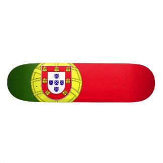 Portugal Flag Skate Board