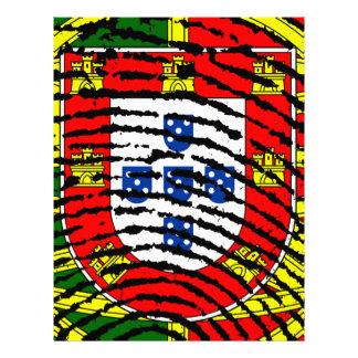 "Portugal 8.5"" X 11"" Flyer"