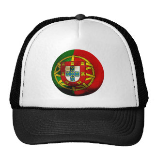 Portugal Football Cap