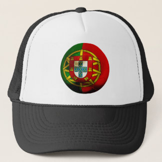 Portugal Football Trucker Hat